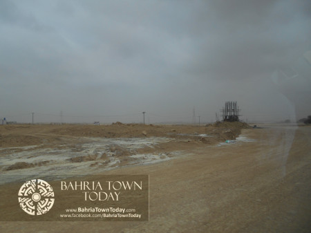 Bahria Town Karachi Latest Progress Update - June 2014 (10)