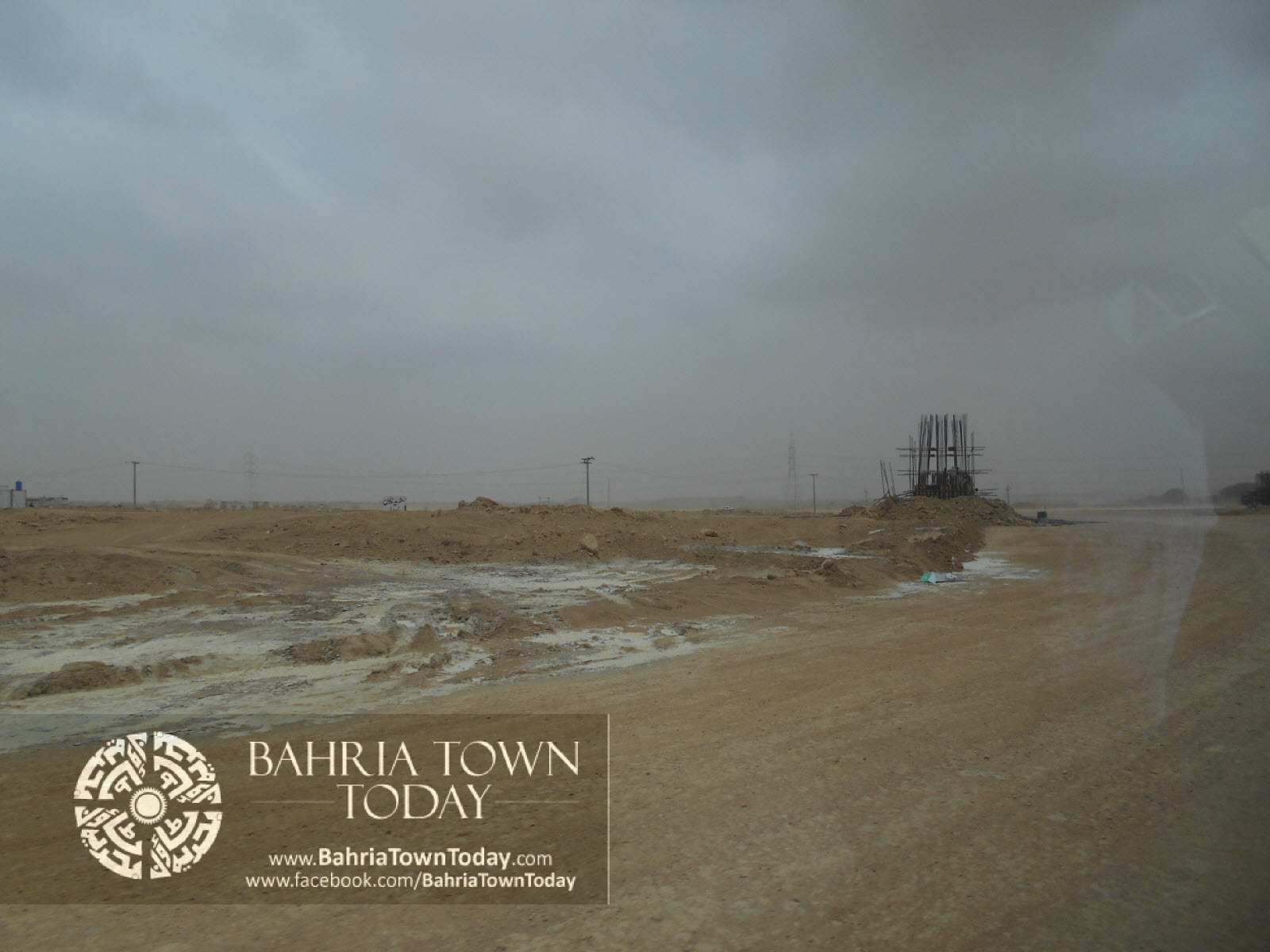 Bahria Town Karachi Latest Progress Update – June 2014 (10)