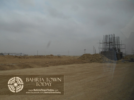 Bahria Town Karachi Latest Progress Update - June 2014 (11)