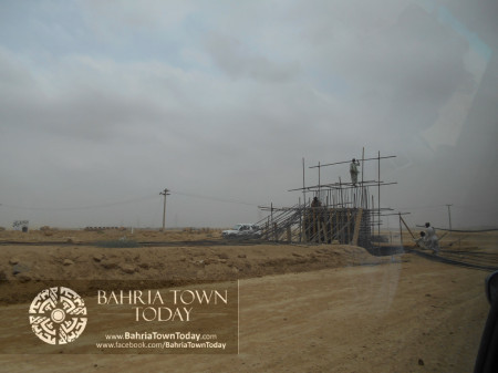Bahria Town Karachi Latest Progress Update - June 2014 (13)