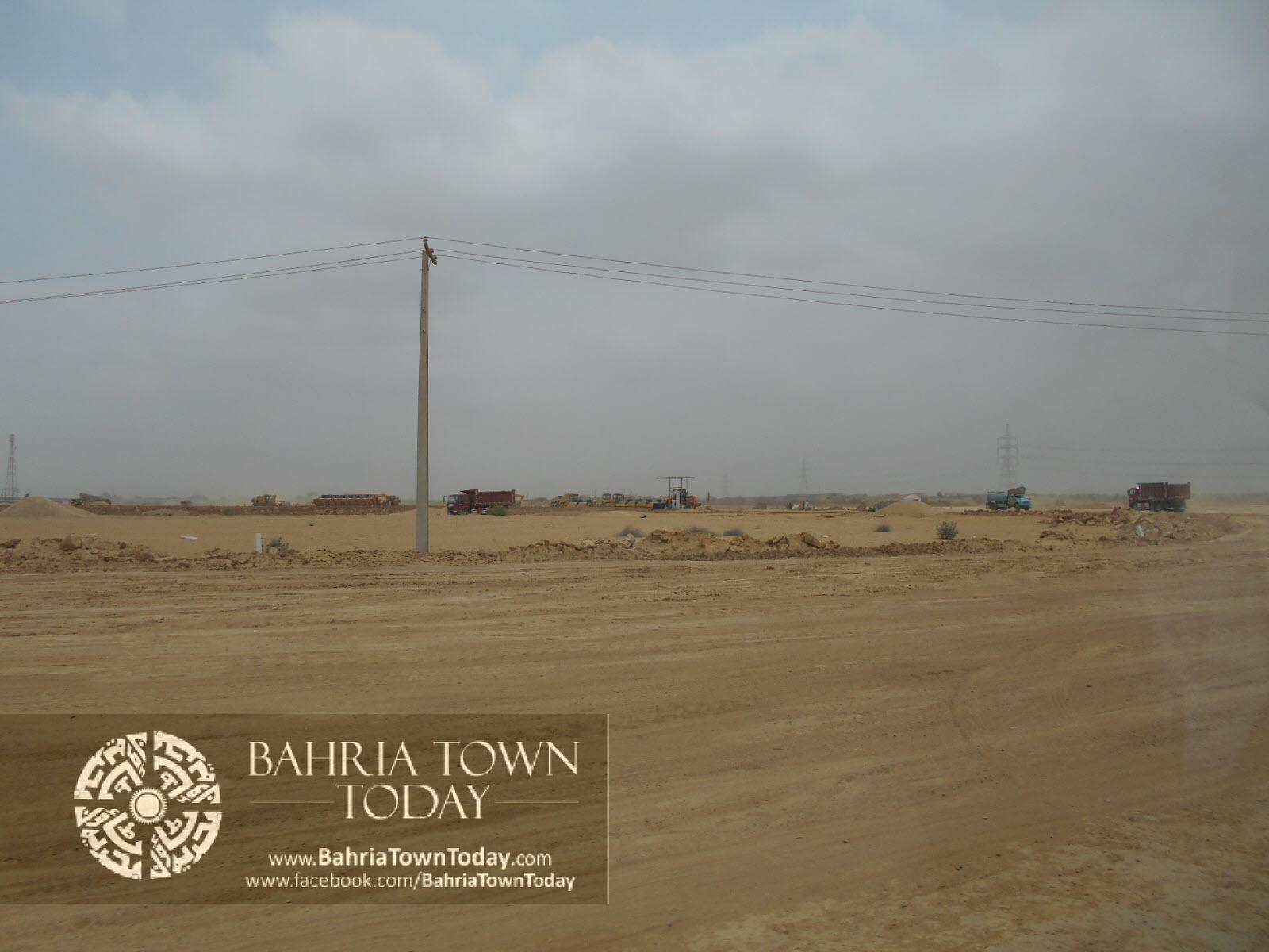 Bahria Town Karachi Latest Progress Update – June 2014 (16)