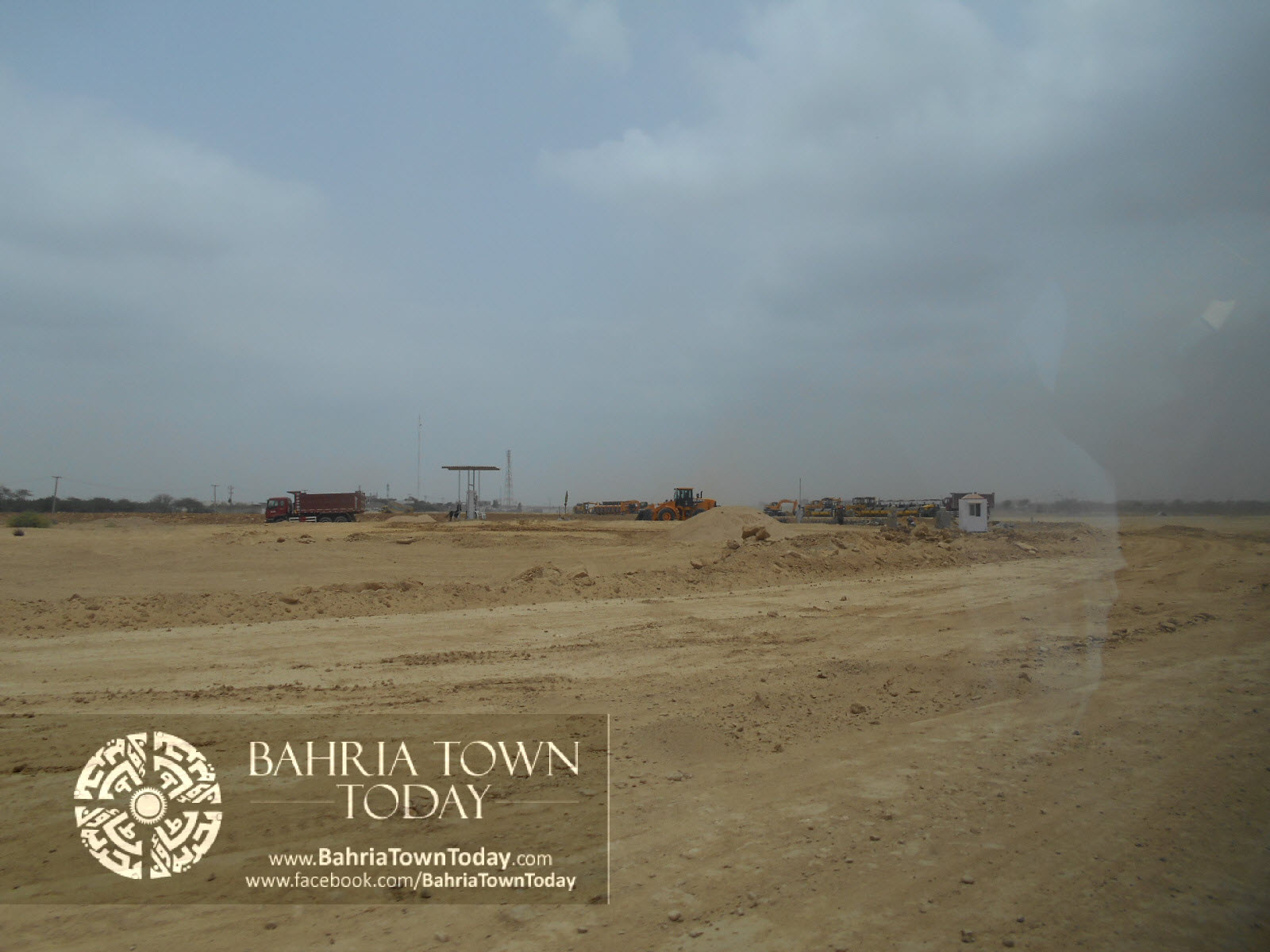 Bahria Town Karachi Latest Progress Update – June 2014 (18)
