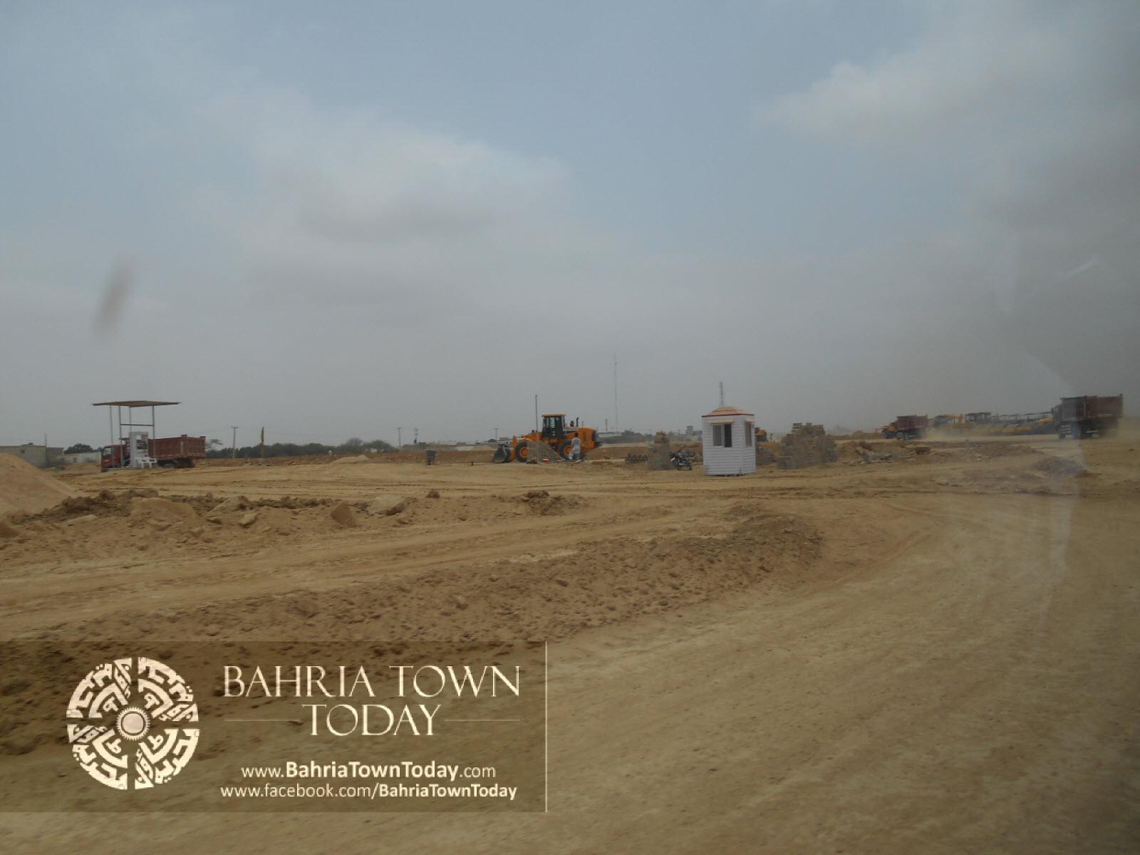 Bahria Town Karachi Latest Progress Update – June 2014 (19)