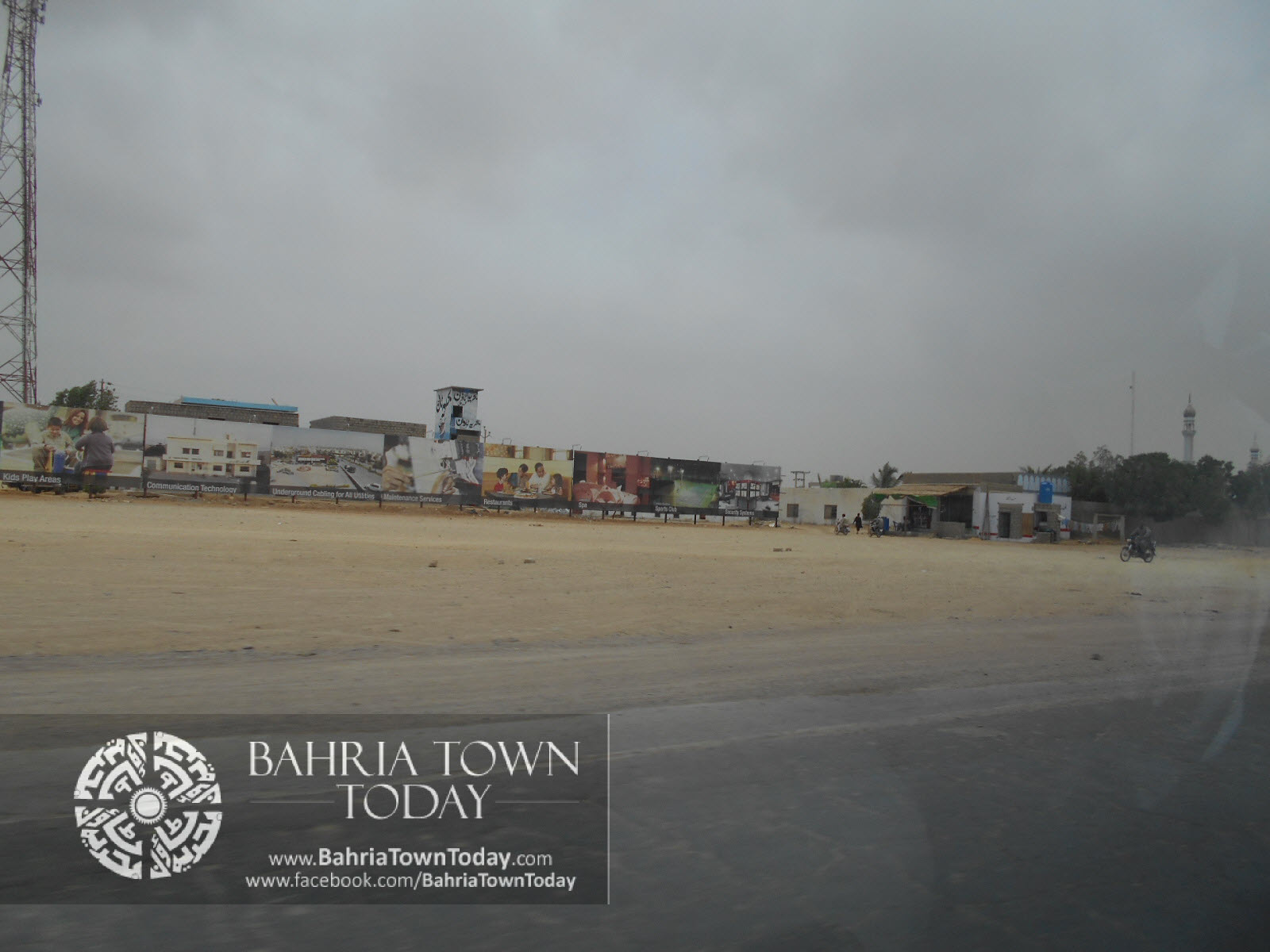 Bahria Town Karachi Latest Progress Update – June 2014 (2)