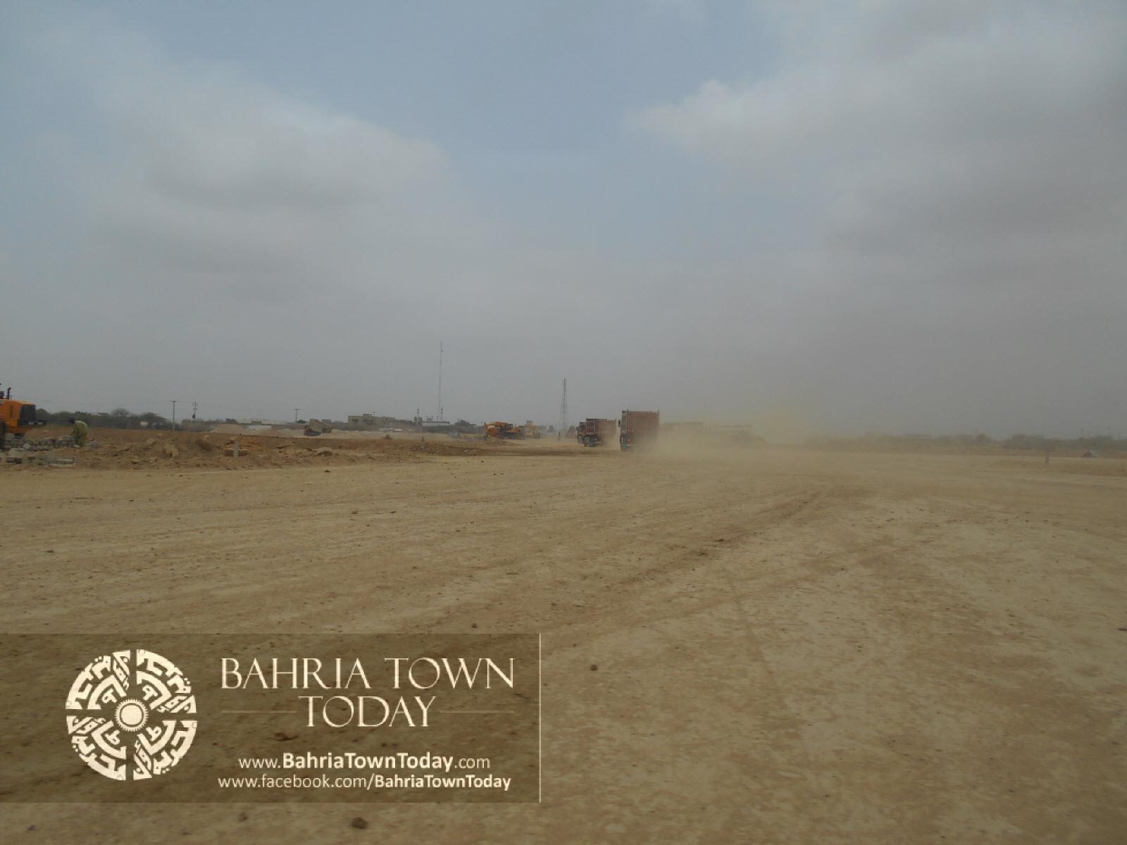 Bahria Town Karachi Latest Progress Update – June 2014 (20)