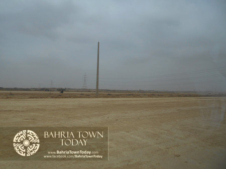 Bahria Town Karachi Latest Progress Update - June 2014 (21)