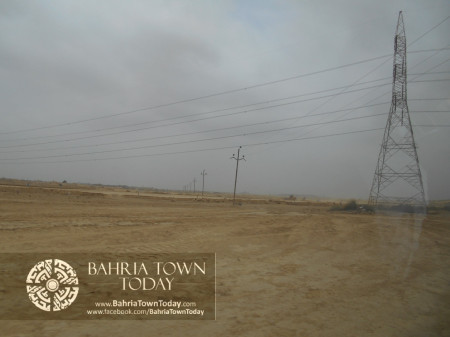 Bahria Town Karachi Latest Progress Update - June 2014 (22)
