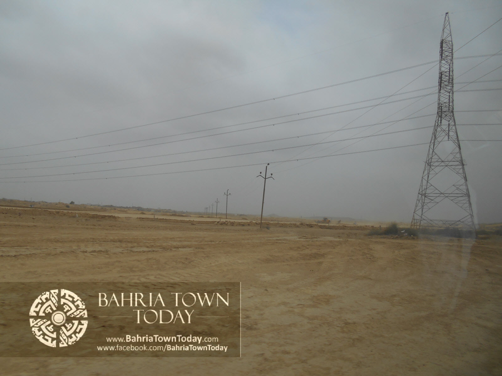 Bahria Town Karachi Latest Progress Update – June 2014 (22)