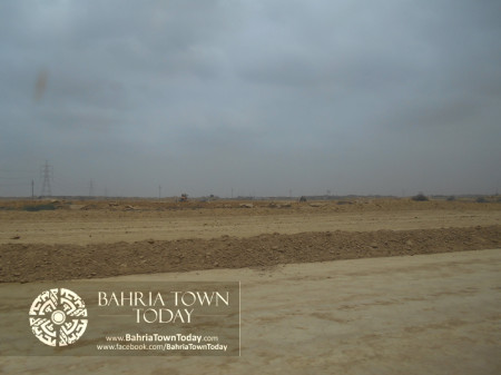 Bahria Town Karachi Latest Progress Update - June 2014 (23)
