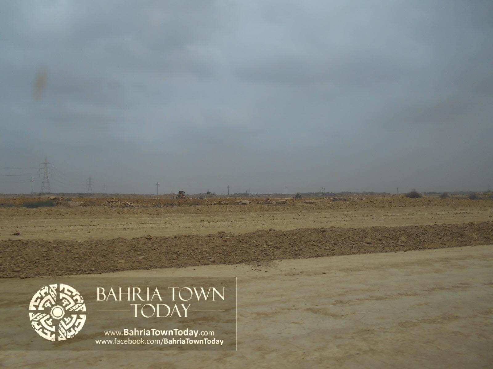 Bahria Town Karachi Latest Progress Update – June 2014 (23)