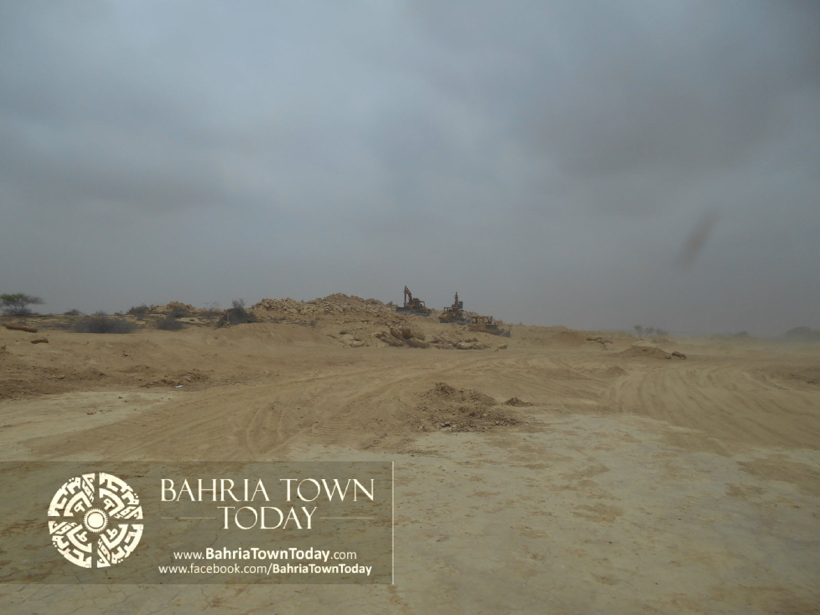 Bahria Town Karachi Latest Progress Update – June 2014 (24)