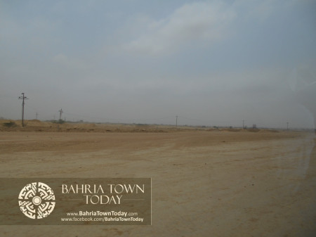 Bahria Town Karachi Latest Progress Update - June 2014 (25)