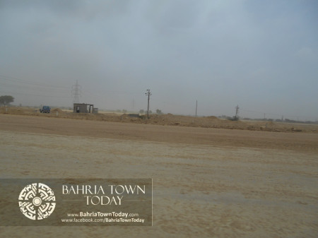 Bahria Town Karachi Latest Progress Update - June 2014 (26)