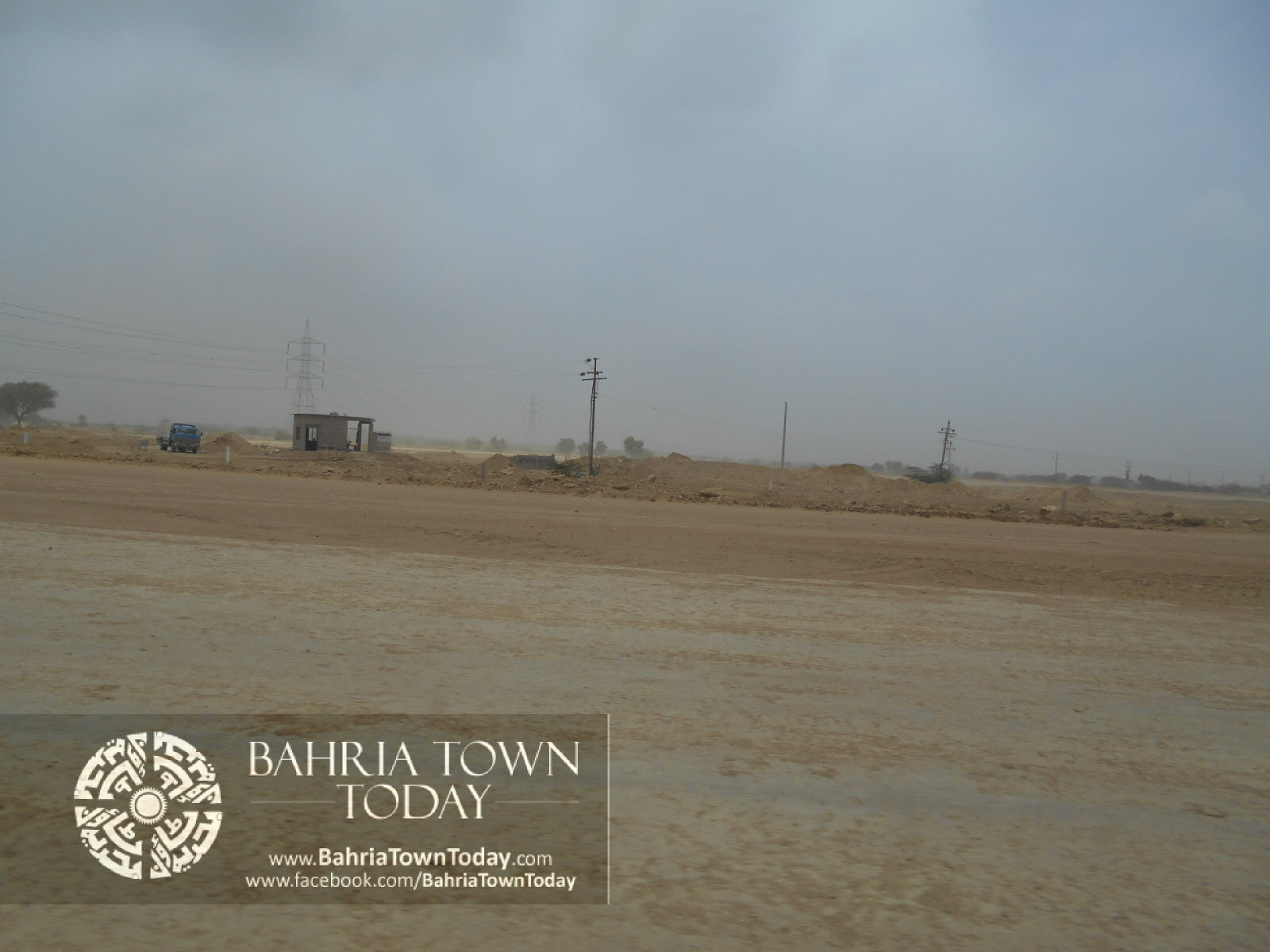 Bahria Town Karachi Latest Progress Update – June 2014 (26)