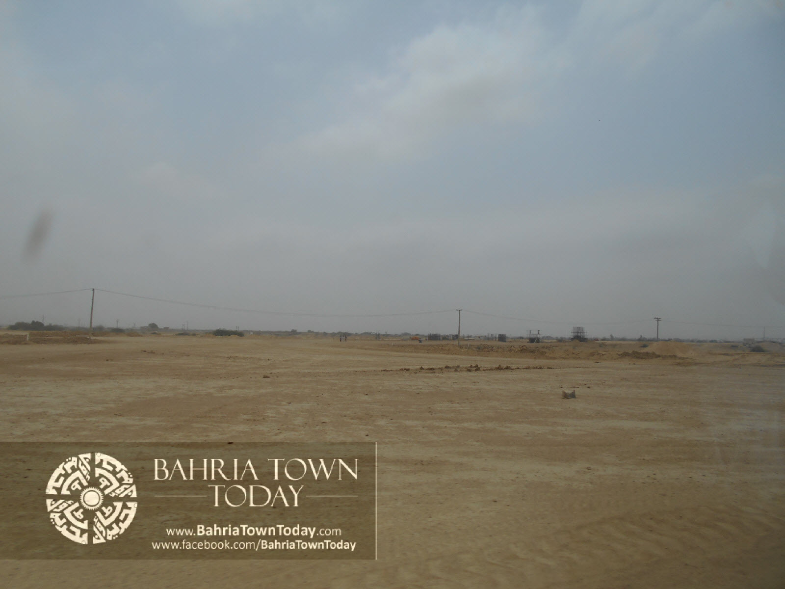 Bahria Town Karachi Latest Progress Update – June 2014 (27)