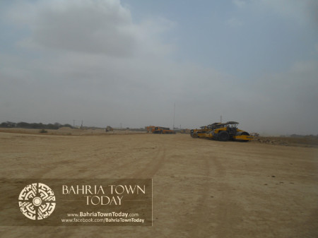 Bahria Town Karachi Latest Progress Update - June 2014 (29)