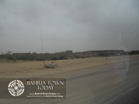 Bahria Town Karachi Latest Progress Update - June 2014 (3)