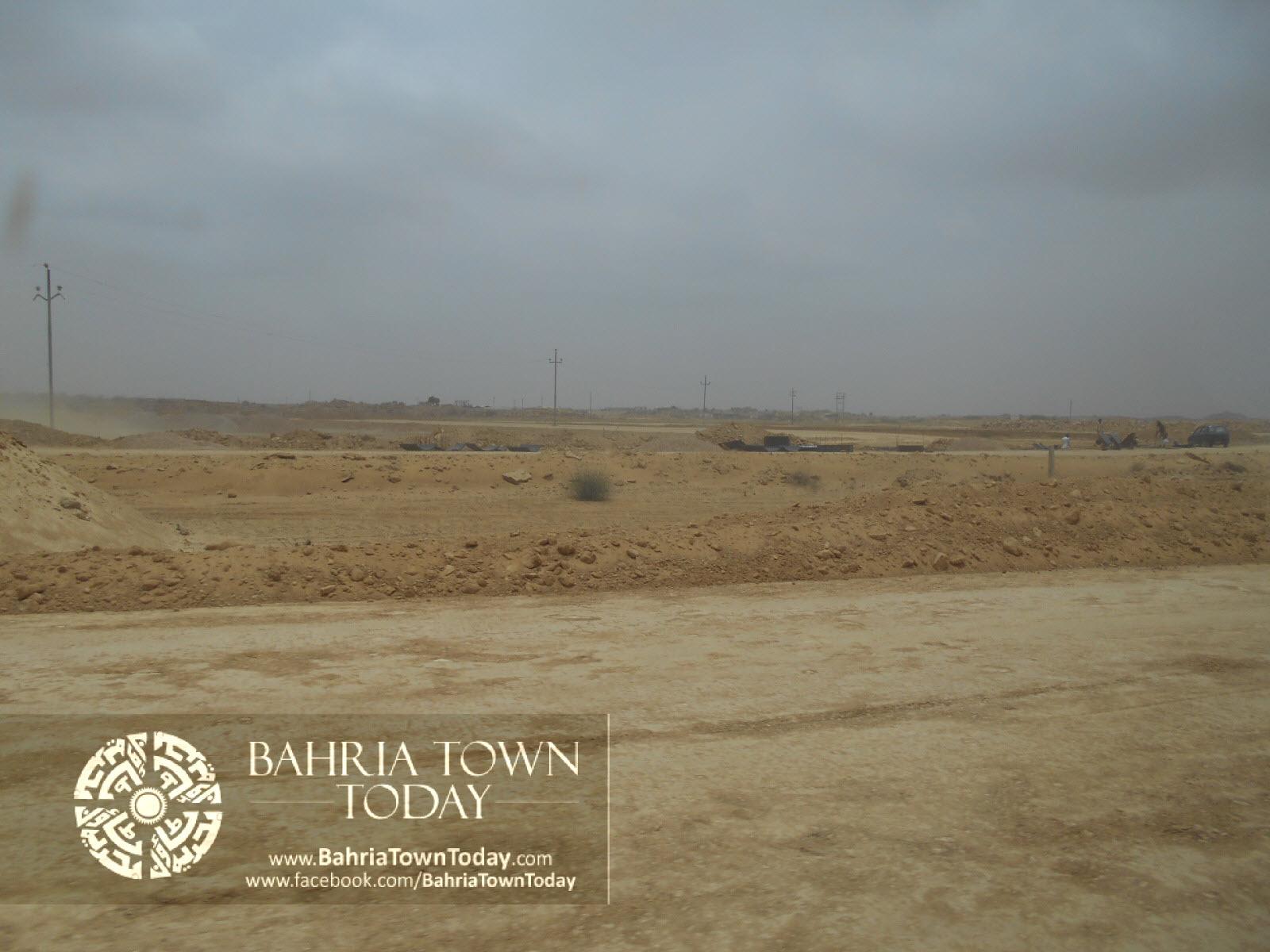 Bahria Town Karachi Latest Progress Update – June 2014 (31)