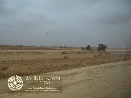 Bahria Town Karachi Latest Progress Update - June 2014 (32)