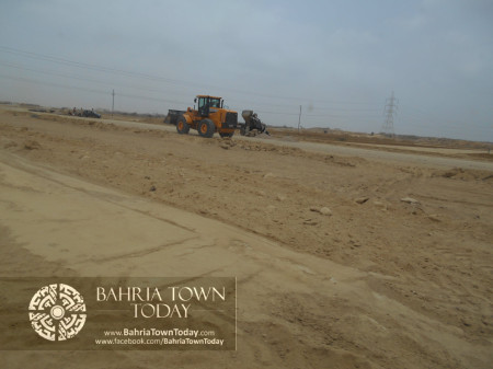 Bahria Town Karachi Latest Progress Update - June 2014 (33)