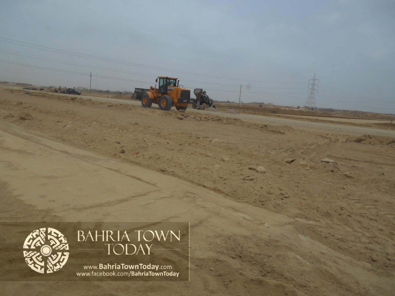 Bahria Town Karachi Latest Progress Update – June 2014 (33)