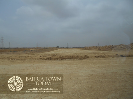 Bahria Town Karachi Latest Progress Update - June 2014 (34)