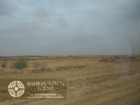 Bahria Town Karachi Latest Progress Update - June 2014 (35)
