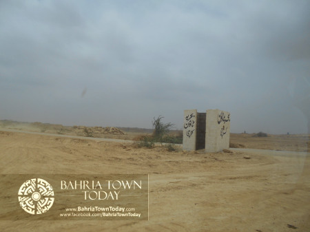 Bahria Town Karachi Latest Progress Update - June 2014 (36)
