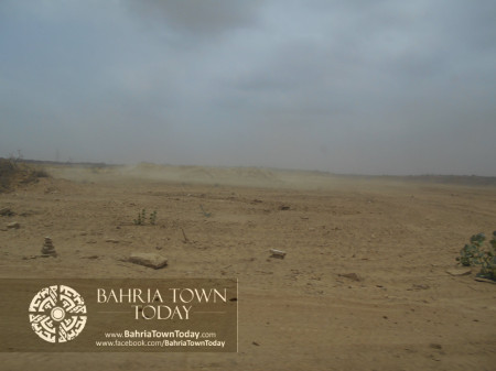 Bahria Town Karachi Latest Progress Update - June 2014 (37)