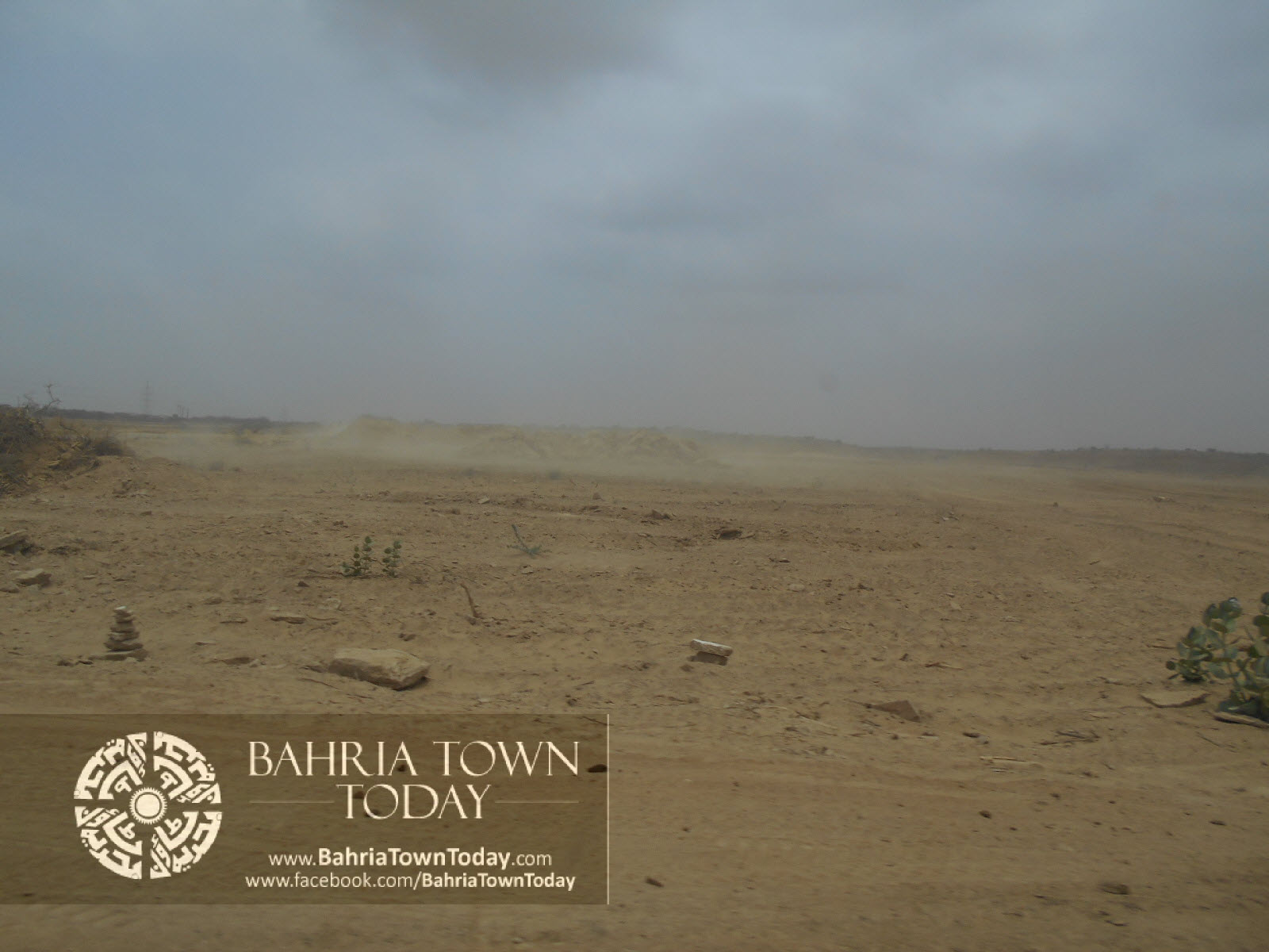 Bahria Town Karachi Latest Progress Update – June 2014 (37)