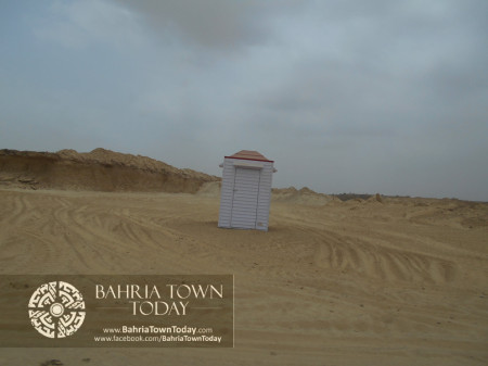 Bahria Town Karachi Latest Progress Update - June 2014 (38)