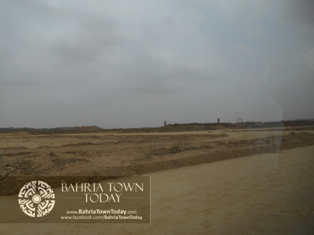 Bahria Town Karachi Latest Progress Update - June 2014 (39)