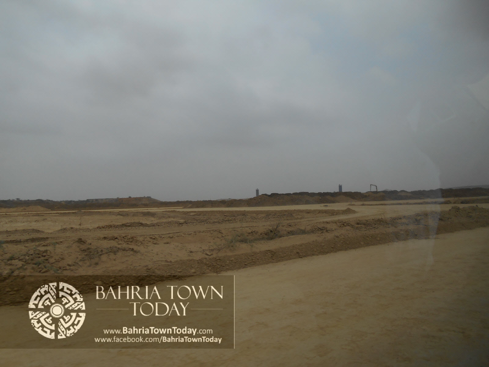 Bahria Town Karachi Latest Progress Update – June 2014 (39)