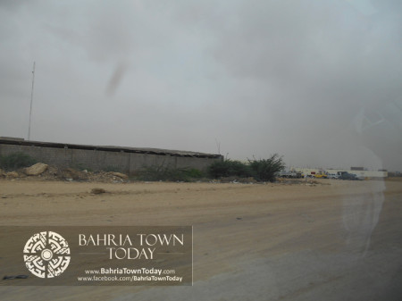 Bahria Town Karachi Latest Progress Update - June 2014 (4)