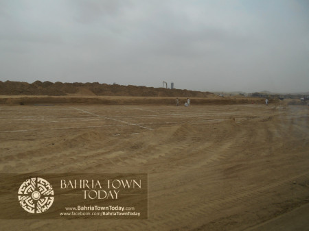 Bahria Town Karachi Latest Progress Update - June 2014 (40)