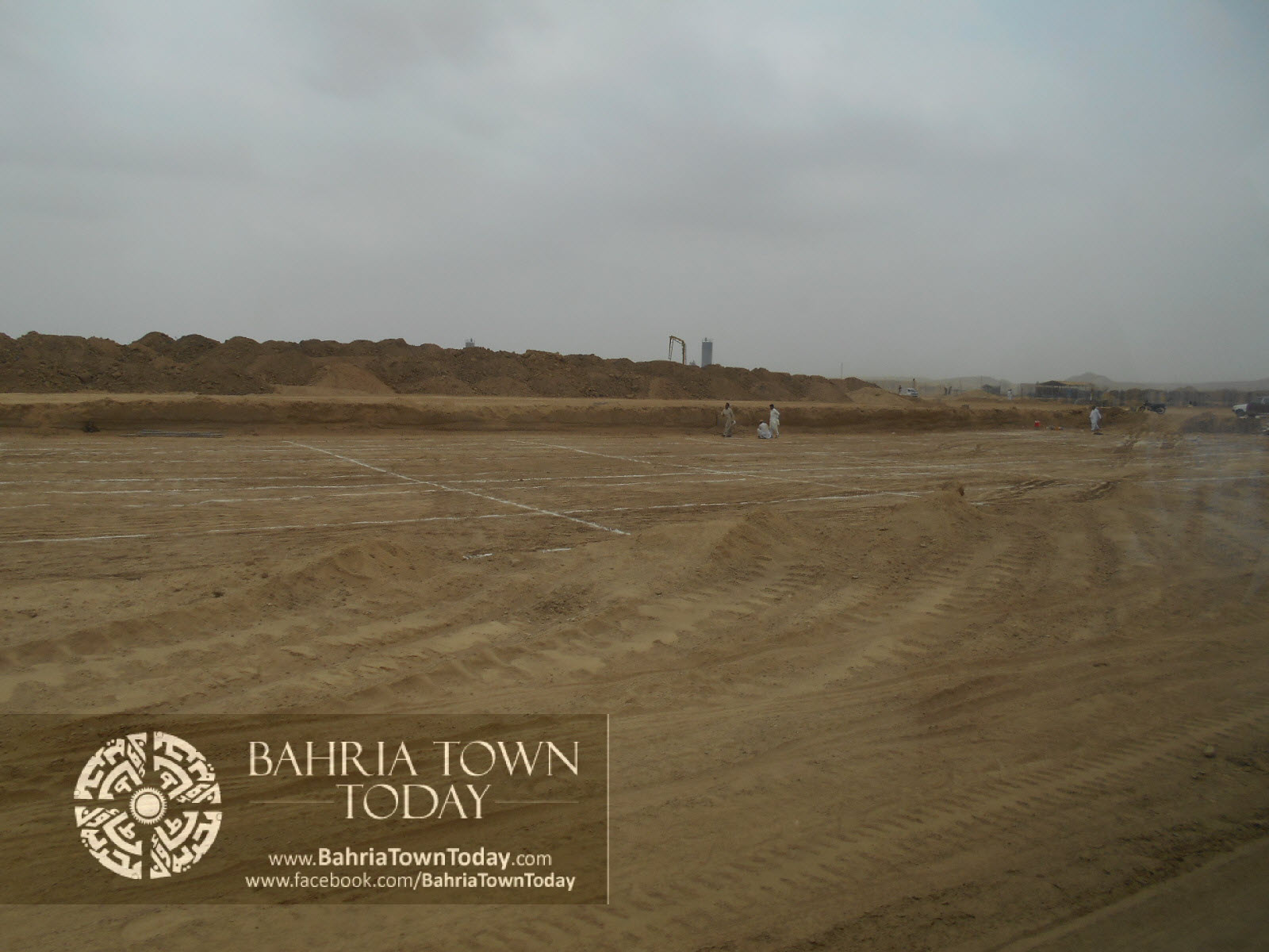 Bahria Town Karachi Latest Progress Update – June 2014 (40)
