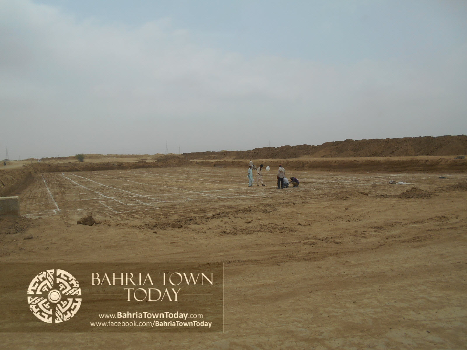 Bahria Town Karachi Latest Progress Update – June 2014 (41)