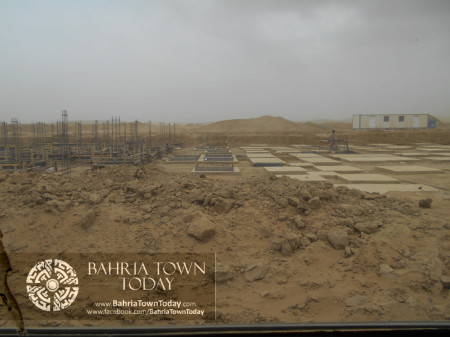 Bahria Town Karachi Latest Progress Update - June 2014 (42)