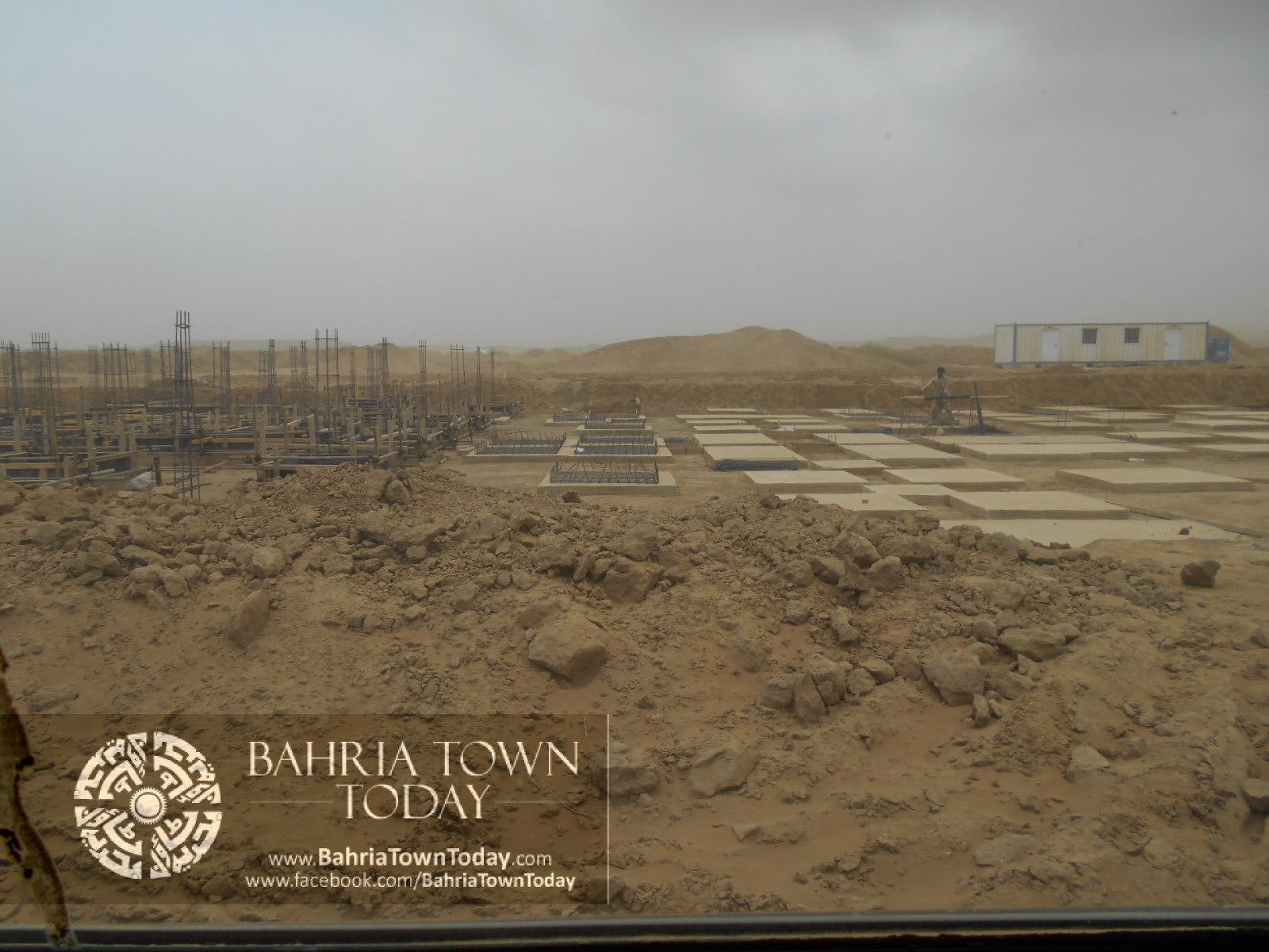 Bahria Town Karachi Latest Progress Update – June 2014 (42)
