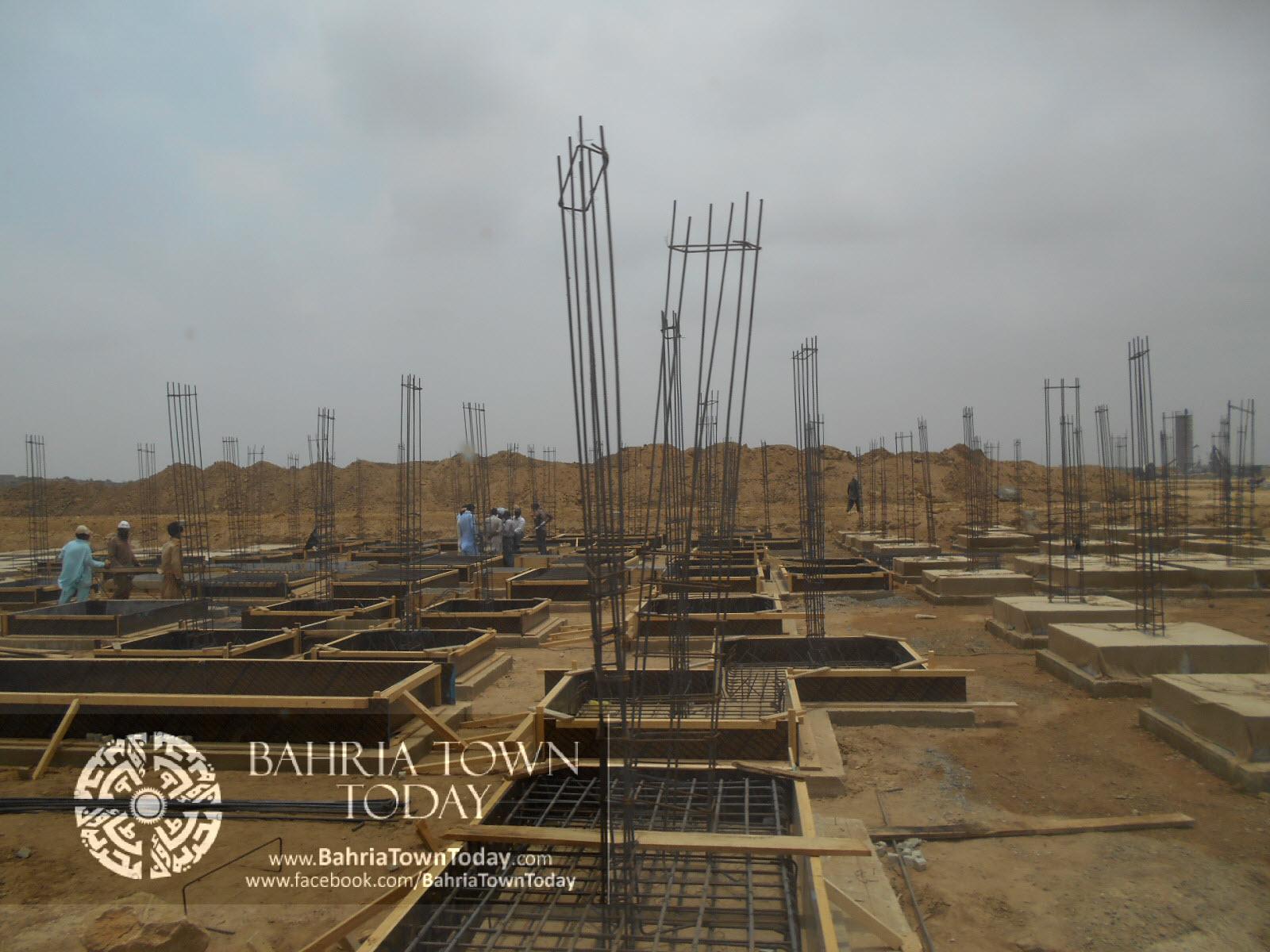 Bahria Town Karachi Latest Progress Update – June 2014 (44)