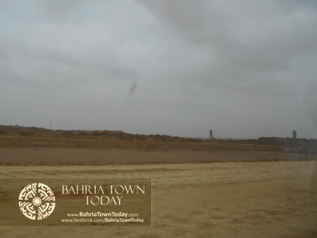 Bahria Town Karachi Latest Progress Update - June 2014 (45)