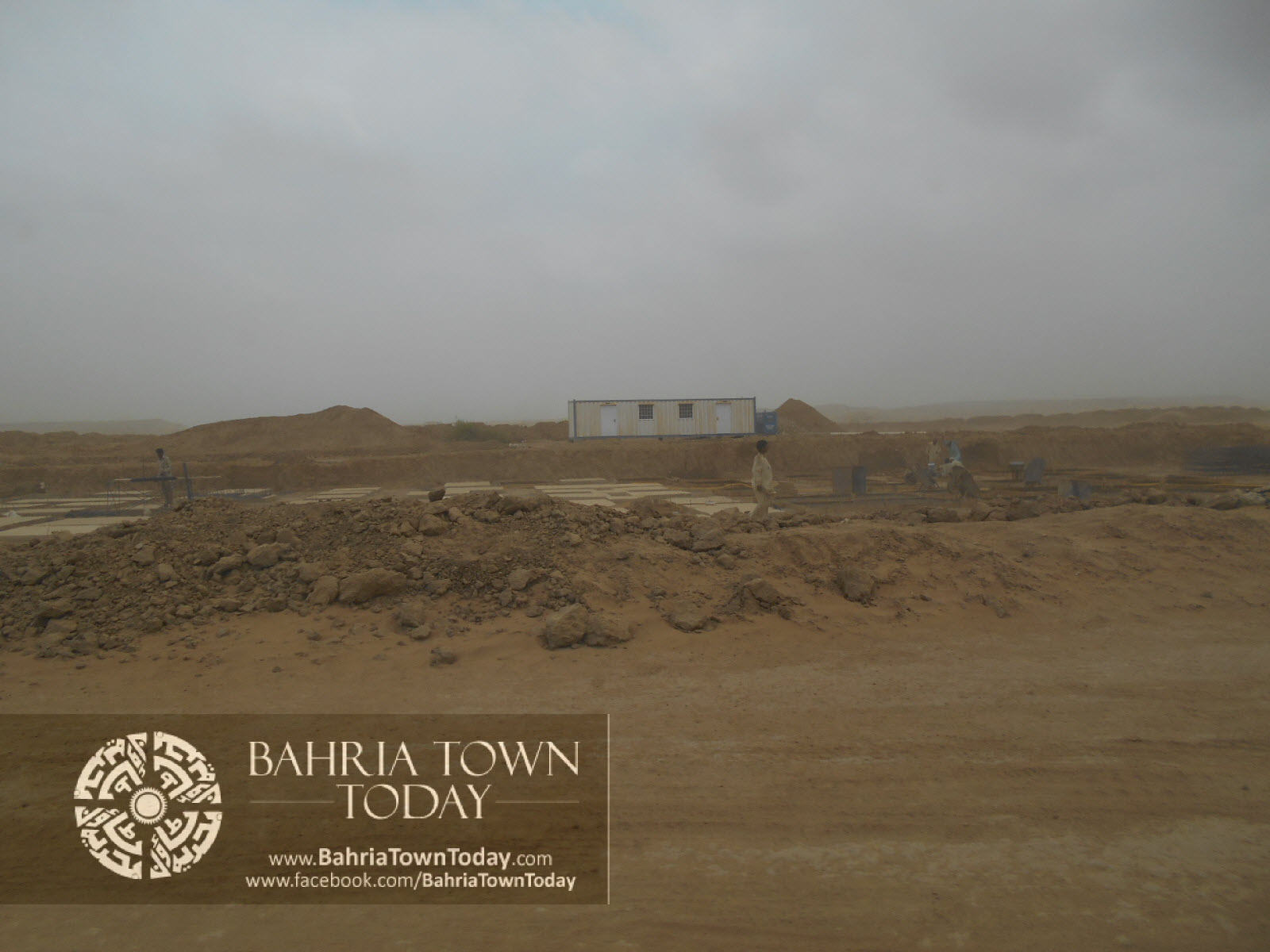 Bahria Town Karachi Latest Progress Update – June 2014 (49)