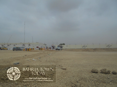 Bahria Town Karachi Latest Progress Update - June 2014 (5)
