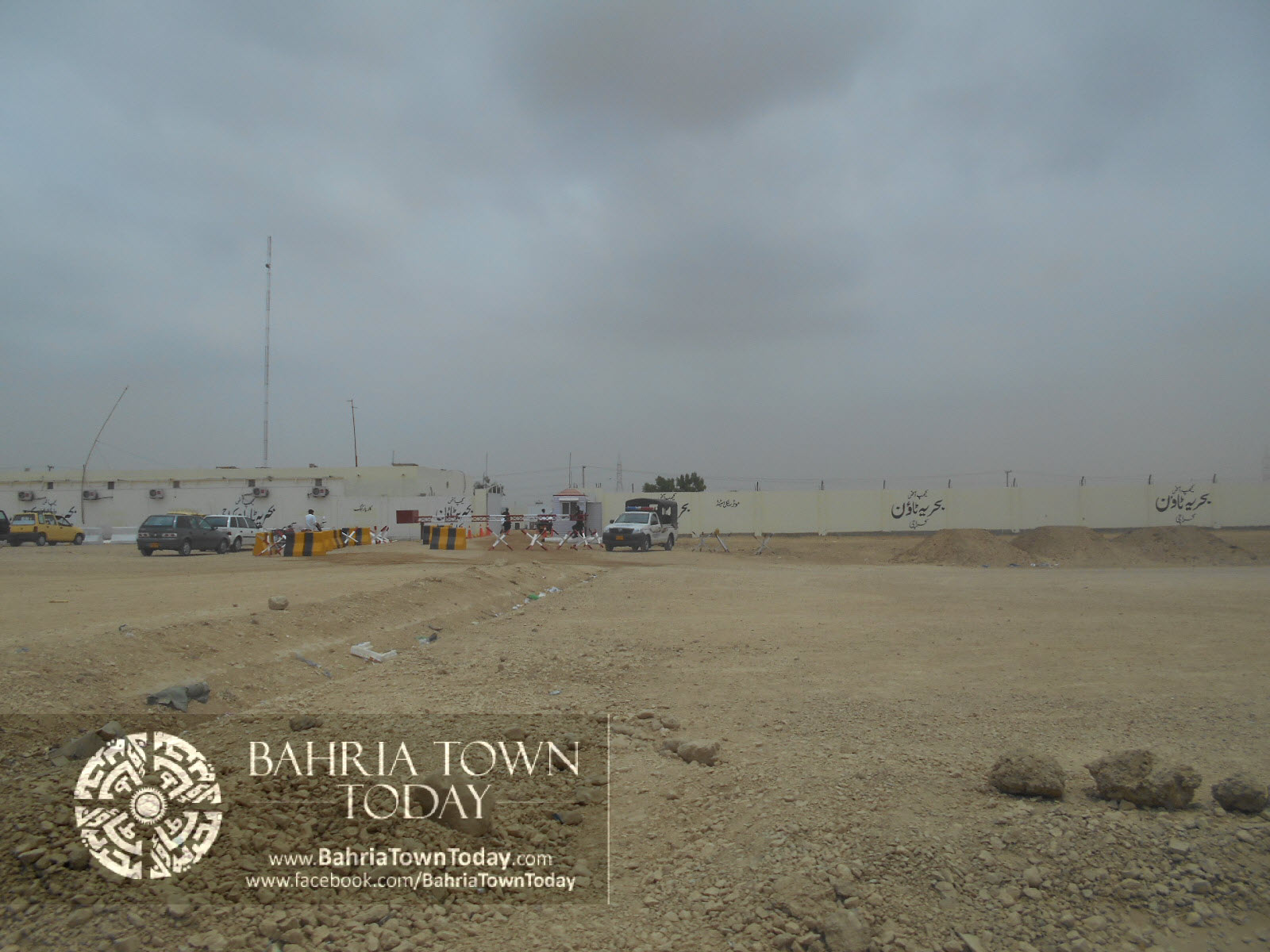 Bahria Town Karachi Latest Progress Update – June 2014 (5)