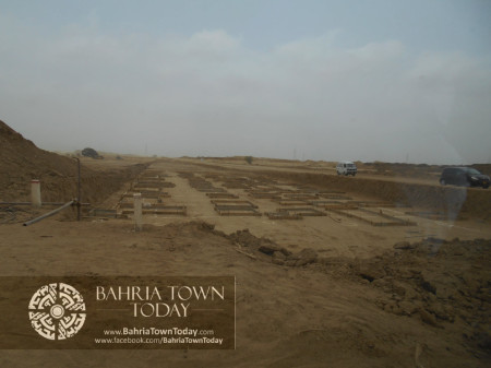 Bahria Town Karachi Latest Progress Update - June 2014 (51)