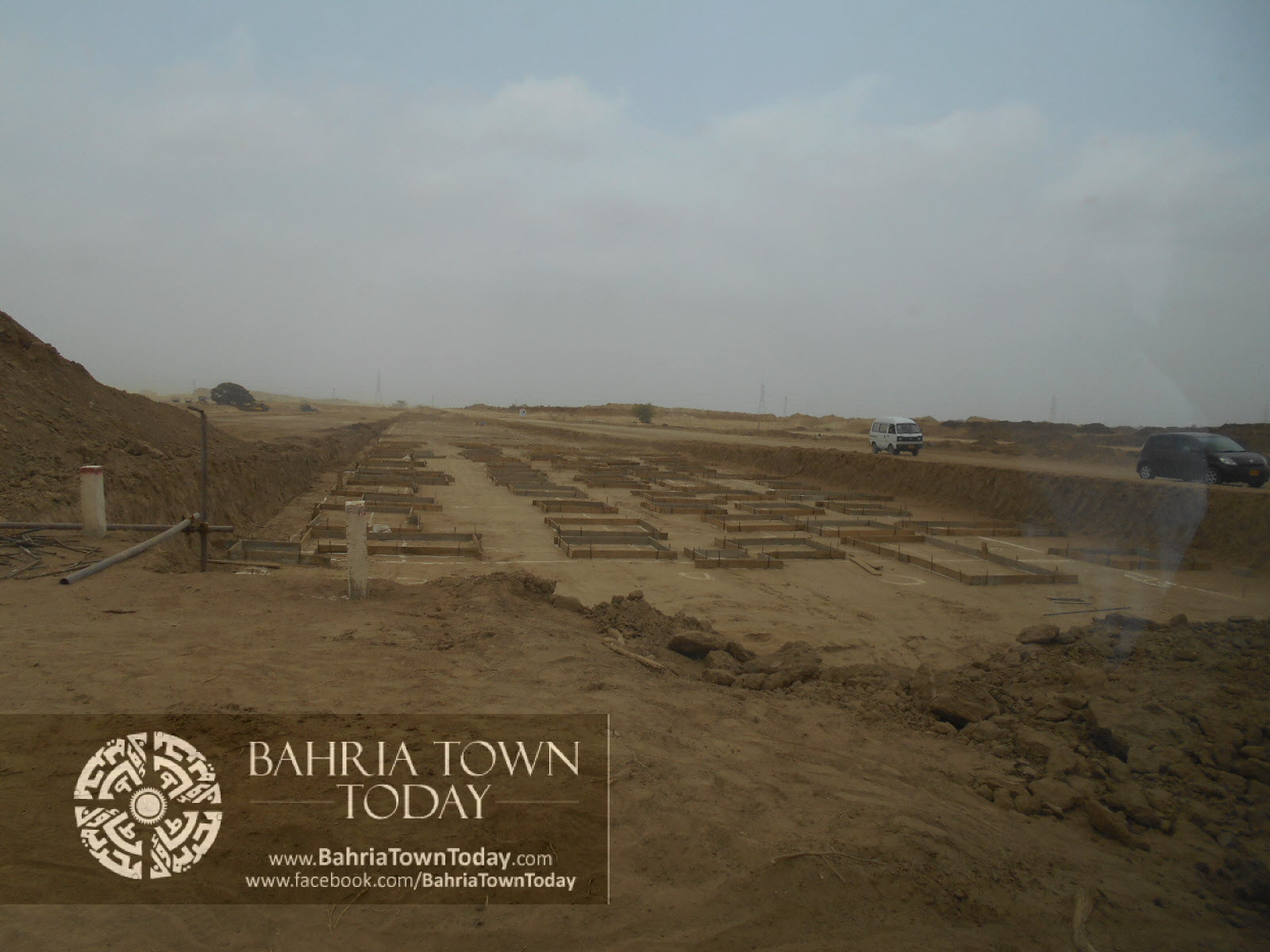 Bahria Town Karachi Latest Progress Update – June 2014 (51)