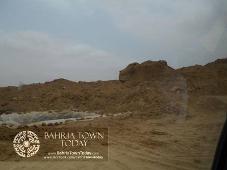 Bahria Town Karachi Latest Progress Update - June 2014 (55)