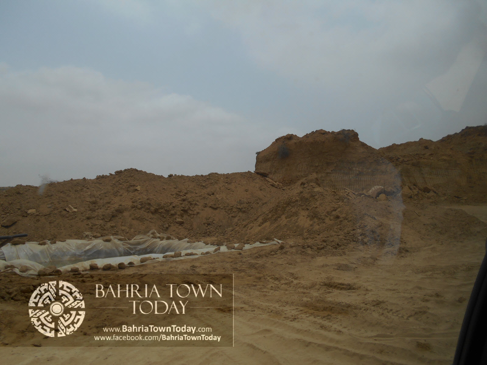 Bahria Town Karachi Latest Progress Update – June 2014 (55)