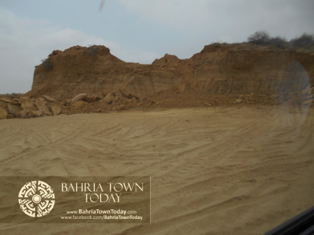 Bahria Town Karachi Latest Progress Update - June 2014 (56)