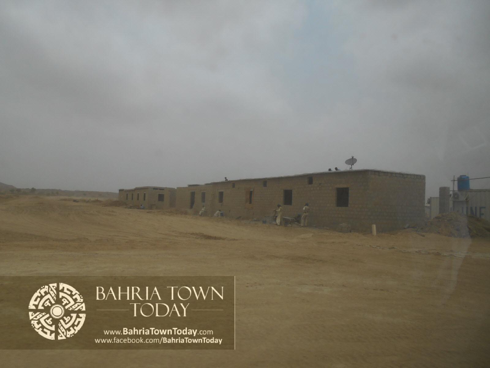 Bahria Town Karachi Latest Progress Update – June 2014 (57)